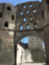 Susa - Porta Savoia - Экскурсия по Сузе - Гид в Турине Людмила Экскурсии - www.italtour.org