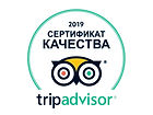 Tripadvisor - Certificate of excellence 2019 Liudmila Guide in Turin Excursions - www.italtour.org