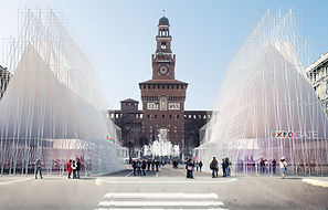 Milano - Castello Sforzesco  - Людмила Гид в Миланеб Экскурсия по Милану - www.italtour.org