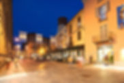 Asti - Corso Vittorio Alfieri - Экскурсия по Асти, Палио - Гид в Асти и Турине Людмила Экскурсии – www.italtour.org