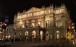 Milano - La Scala - Людмила Гид в Милане, Экскурсия по Милану - www.italtour.org