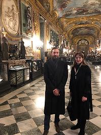 Liudmila - Principe Savoia - Людмила  Гид в Турине, экскурсии – www.italtour.org