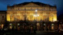 Театр Ла Скала в Милане - Людмила Гид в Милане Экскурсии - www.italtour.org
