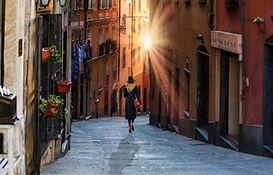 Genova Caruggi - Excursión tour por Génova - Liudmila, guía turística oficial en Italia, excursiones - es.italtour.org