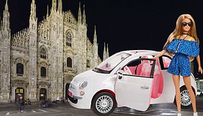 Milano - Barbie - Гид в Турине Людмила Экскурсии– www.italtour.org