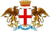 Escudo de Génova - Excursión tour por Génova - Liudmila, guía turística oficial en Italia, excursiones - es.italtour.org