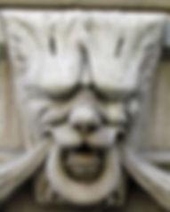 Magia - Gargola - Экскурсия черно-белый Турин: Магия, эзотеризм, предсказания, масонство - Гид в Турине Людмила Экскурсии - www.italtour.org