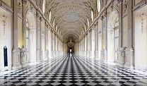 Venaria Reale - Galleria Grande - Экскурсии по Савойским королевским резиденциям - Гид в Турине Людмила Экскурсии – www.italtour.org