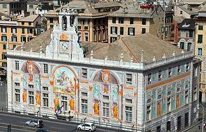 Genova - Palazzo San Giorgio - Людмила Гид в Генуе, экскурсии – www.italtour.org