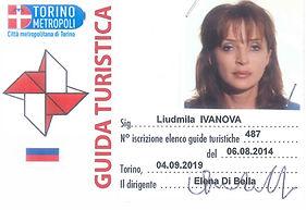 Liudmila - Аккредитованный гид в Турине