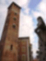 Asti - Torre Troyana - Экскурсия по Асти, Палио - Гид в Асти и Турине Людмила Экскурсии – www.italtour.org