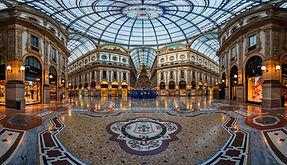 Milano - Galleria Vittorio Emmanuele II  - Людмила Гид в Милане, Экскурсия по Милану - www.italtour.org