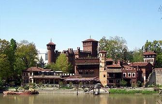 Turin - Borgo Medievale - Обзорная экскурсия по Турину - Гид в Турине Людмила Экскурсии - www.italtour.org
