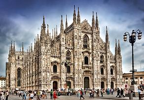 Milano - Duomo  - Людмила Гид в Милане, Экскурсия по Милану - www.italtour.org