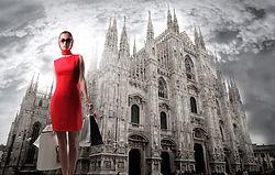 Гид в Милане Людмила, экскурсии - Добро пожаловать в Милан! - Обзорная экскурсия - www.italtour.org
