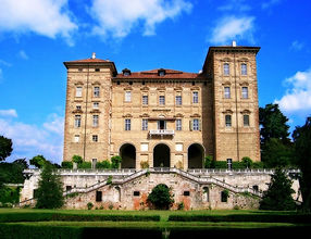 Residenze - Castello di Aglie - Экскурсии по Савойским королевским резиденциям - Гид в Турине Людмила Экскурсии – www.italtour.org
