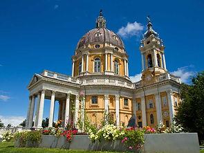 Basilica di Superga - Места христианского культа в Турине - Гид в Турине Людмила Экскурсии - www.italtour.org