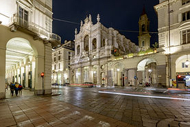 Turin - Via Po - City tour of Turin - Official guide in Turin Liudmila, excursions - en.italtour.org