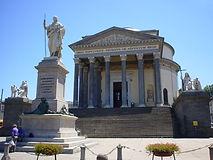 Chiesa della Gran Madre - Места христианского культа в Турине - Гид в Турине Людмила Экскурсии - www.italtour.org