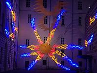 Гид в Турине Людмила - Ежегодный Фестиваль Художественного Освещения В Турине