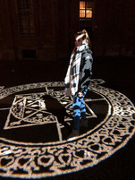 Turin - Luci arЕжегодный Фестиваль Художественного Освещения в Турине - Гид в Турине Людмила Экскурсии - www.italtour.orgtista (6).JPG