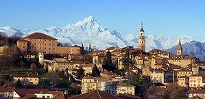 Piemonte - Saluzzo - Гид в Турине Людмила Экскурсии – www.italtour.org
