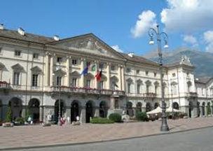 Aosta - Mairie - Людмила Гид в Аосте, экскурсии - www.italtour.org