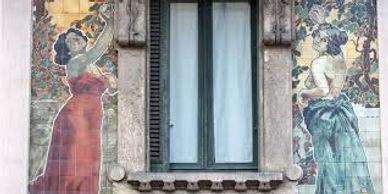Квадрат тишины в Милане - Гид в Милане Людмила Экскурсии - www.italtour.org