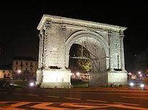 Aosta Arco de Augusto - Excursión tour por Aosta - Liudmila, guía turística oficial en Italia, excursiones - es.italtour.org