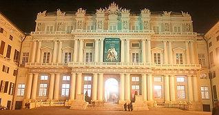 Génova Palacio Ducal - Excursión tour por Génova - Liudmila, guía turística oficial en Italia, excursiones - es.italtour.org
