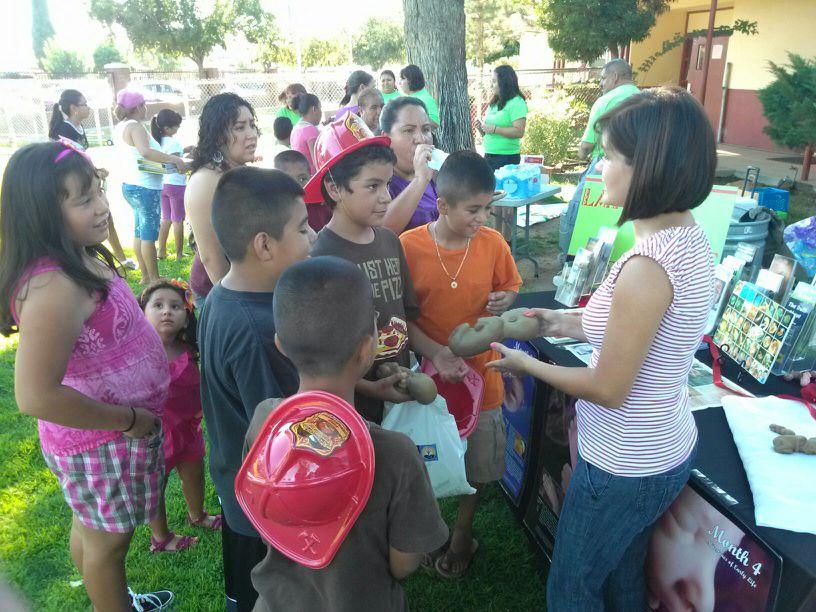 Woodville Health Fair