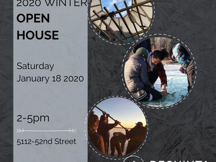 Dechinta 2020 Open House!