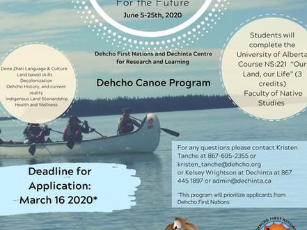 Summer 2020 Program: Yundaa Gogha