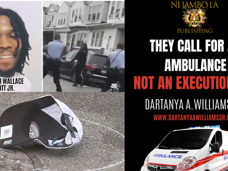 They Called an Ambulance, Not an Executioner!