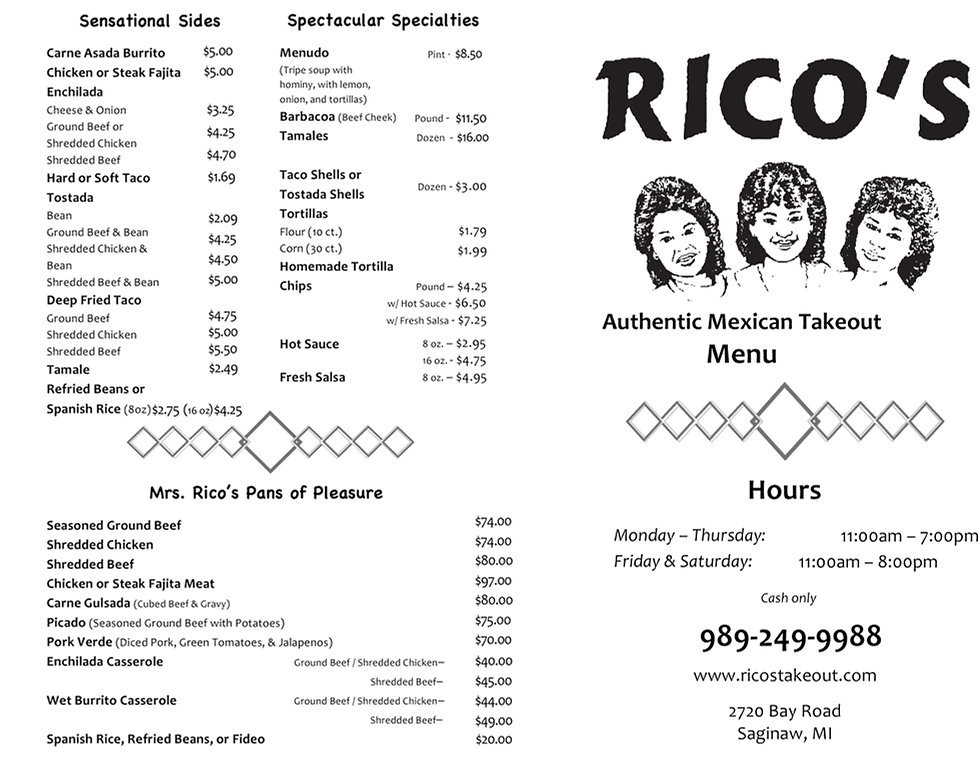ricos 10302020 menu outside.jpg