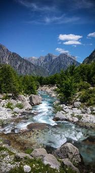 Valbone, Albania
