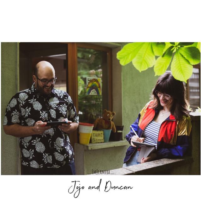 Duncan and Jojo