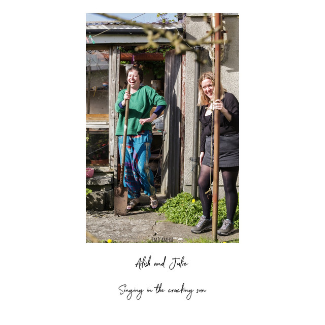 Ailish and Julie