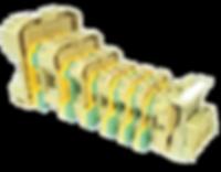 Bornes-M - Conectores de paso con sistema de conexión por tornillo
