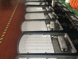 Proyecto exitoso: alumbrado público LED con ELG-150 series