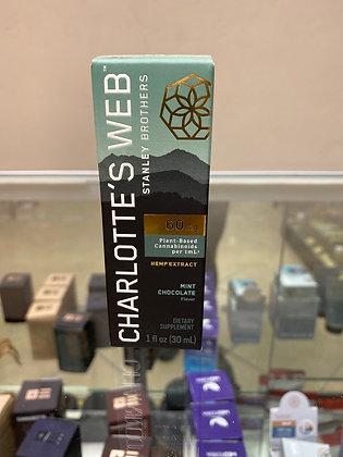 CW 60mg 30ml chocolate mint