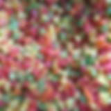 dehydrated papaya mix colors dice 8-10 m