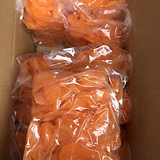 dehydrated papaya orange color slice.png