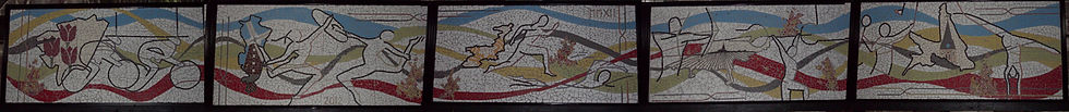 The Moulton Mosaic