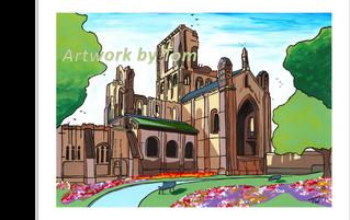 Kirkstal Abbey, Leeds