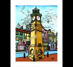 Jubilee Clock, Otley