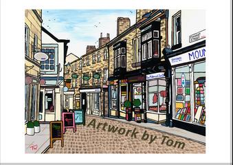 Market Street, Otley