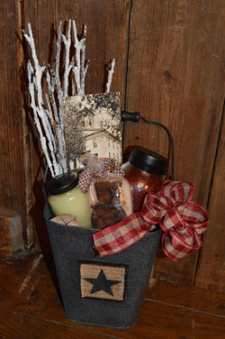 Home Decor Basket