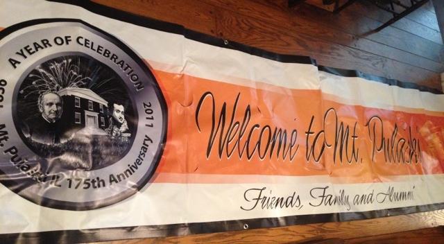 175th banner