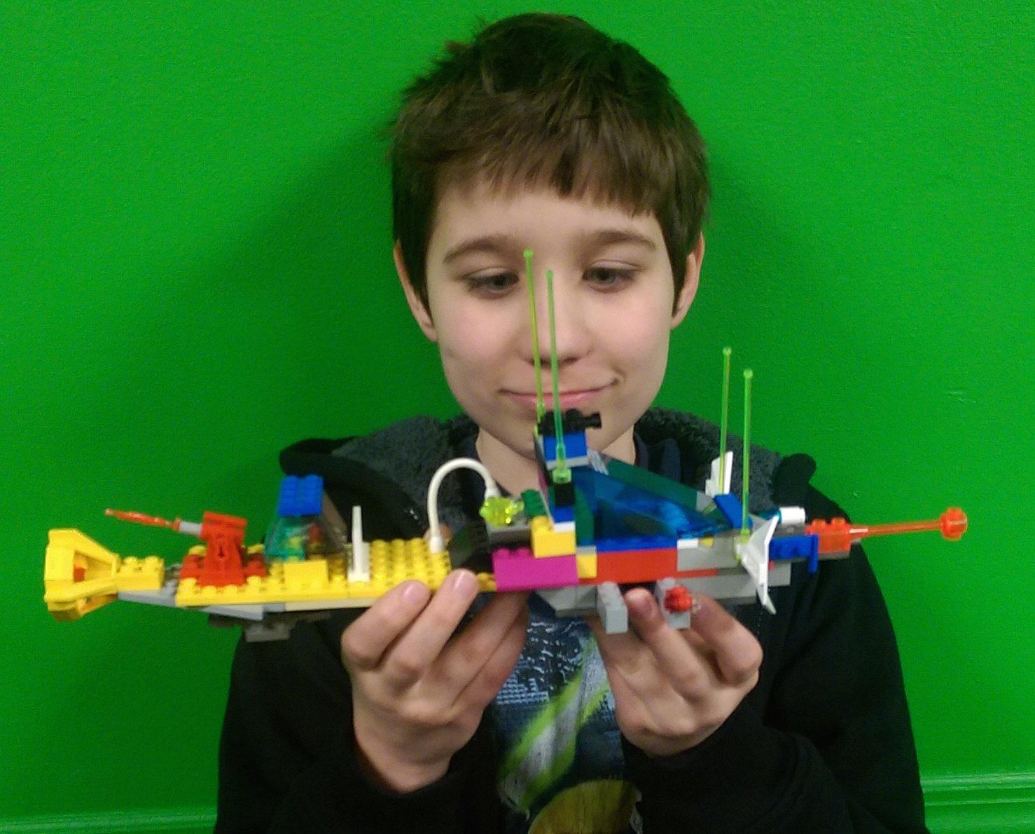 Lego Animation/Claymation